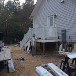 Installing Porches